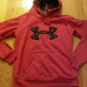 Womens UNDER ARMOUR hoodie. Sz.XS
